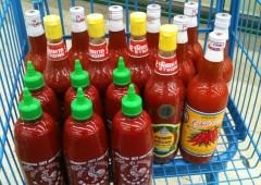 Salsa Sriracha… ¡En Libro de Recetas!
