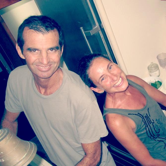 Mario y Paula - Catamarán Pajé