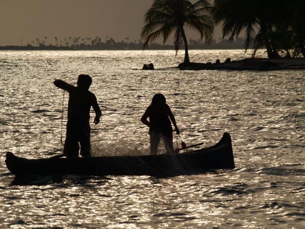 Velero San Blas Panama - Paje