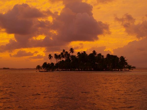 Velero San Blas Panamá - Paje